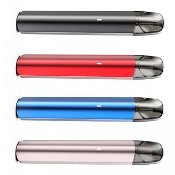 Rechargeable Electronic Logo Electronic Cigarette Plus E Liquid Vape